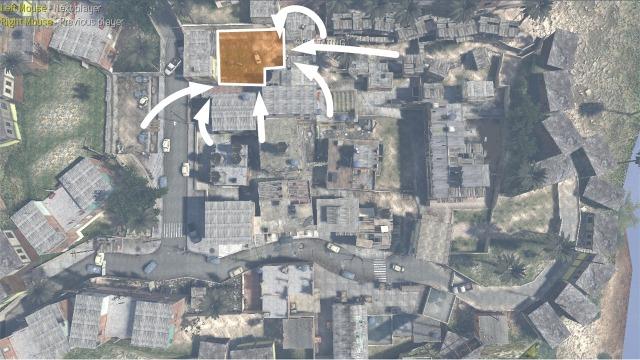 Sabotage Bomb Site A Accesses
